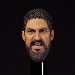 Spartan Character 1/6 Head Sculpt - MOM Toys