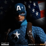 Captain America - Mezco 1/12 Scale Figure