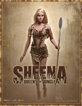 Sheena Queen of the Jungle - Phicen 1/6 Scale Figure