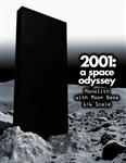 Monolith and Moon Base - 2001: A Space Odyssey - Phicen 1/6 Scale Accessory