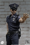 New York Police - Policeman - Pop Toys 1/6 Scale Figure
