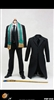 Loki Windbreaker Suit Set - 1/6 Scale - Pop Toys