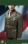 US Army Officer Uniform Set Version A - Pop Toys 1/6 Scale