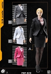 Office Lady Business Suit - Pop Toys 1/6 Scale