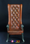 High Wing Chair - Play Toy - 1/6 Scale