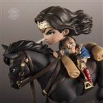 Wonder Woman Q-Fig MAX - DC - Quantum Mechanix