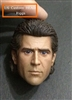 Character Head 01 - Riggs - 1/6 Scale