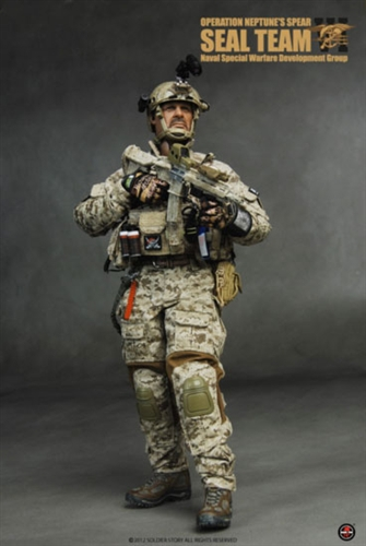 Operation Neptune S Spear Seal Team Vi