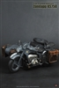Soldier Story 1/6 Scale German Motorcycle Zundapp KS750