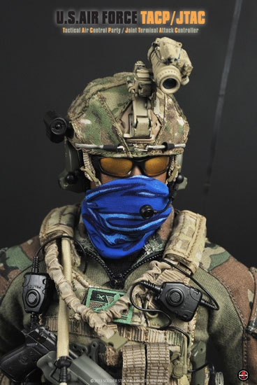 Soldier Story 1/6 US Air Force TACP/JTAC (Tactical Air Control ...