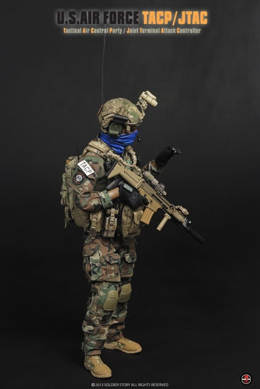 Soldier Story 1 6 Us Air Force Tacp Jtac Tactical Air