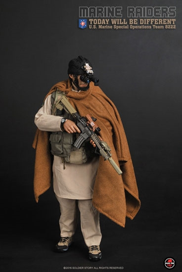 marine raiders today will be different  6 figure