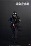 Blue Steel Commando - Soldier Story 1/6 Figure