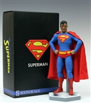 Superman - One Sixth Scale Figure - Sideshow 100088