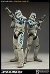 Clone Troopers: Echo and Fives