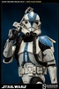 Clone Trooper Deluxe: 501st 1/6 Figure Sideshow