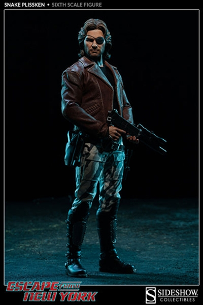 Snake Plissken Escape From New York Sideshow 1 6