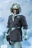 "Captain Han Solo Hoth - Star Wars Empire Strikes Back - Sideshow 12"" Collectible Figure - 2134"