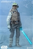 "Commander Luke Skywalker Hoth - Star Wars Empire Strikes Back - Sideshow 12"" Collectible Figure - 2159"