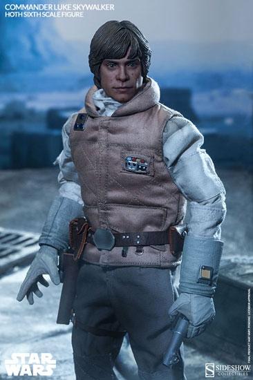 Commander Luke Skywalker Hoth Star Wars Empire Strikes