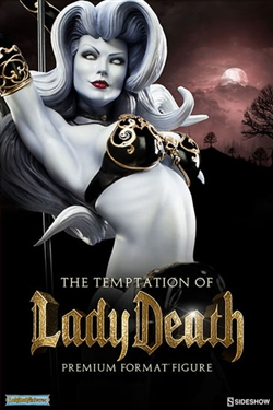 The Temptation of Lady Death - Premium Format Figure - 300344
