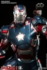 Iron Patriot - Quarter Scale Maquette - Sideshow - 300370