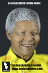 Nelson Mandela Limited Edition One Sixth Scale Figure - Sculpture Time - 004
