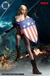 American Female Action Hero Accessory Set - SuperDuck 1/6 Scale