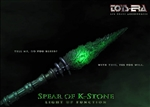 The K-Spear (Glow-in-the-dark Version) - 1/6 Scale Accessory - Toys Era