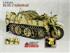 Kettenkrad Sd.kfz.2 - Metal - Toy Model 1/6 Vehicle