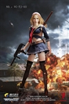 Third Bomb Blade Girl - Tencent Wefire - Very Cool 1/6 Figure