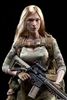 Female Shooter (Version A) - Very Cool 1/6 Scale Figure