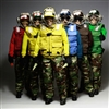 US NAVY Flight Deck Crews - SET OF 6 - Very Hot 1/6 Scale Accessory Set