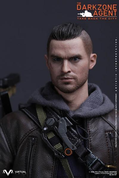 Darkzone Agent Virtual Toys Vm017