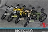 Folding Bicycle - X Toys 1/6 Scale