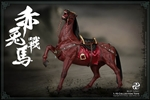 Red Rabbit the Steed - Horse for Soaring General Lv Bu aka Fengxian - 303 Toys 1/6 Scale Figure