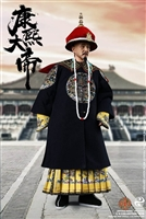 Kangxi Emperor - Brocade & Brass Exclusive Version - 303 Toys 1/6 Scale Figure