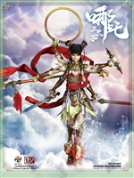 Nezha - The Third Prince - Exclusive Version - 303 Toys x OuzhiXiang 1/6 Scale Figure