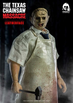 Leatherface - The Texas Chainsaw Massacre - Three A Sixth Scale Figure