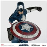 Captain America - ThreeA 1/6 Scale Figure
