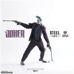 The Joker - DC Steel Age - Three A Sixth Scale Figure