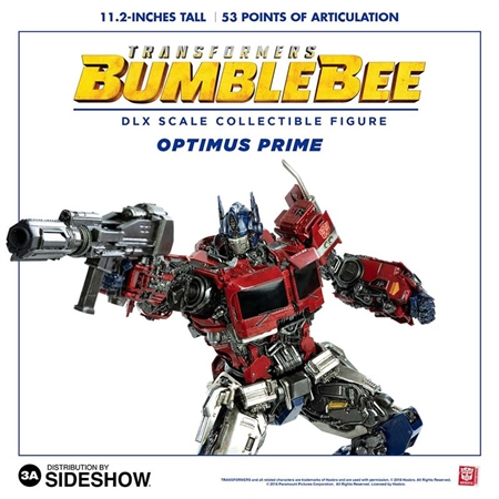 Optimus Prime - Transformers: Bumblebee - Collectible Figure - ThreeA