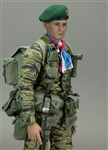 Baron - Mike Force - US Mobile Strike Force Command Vietnam - ACE Toys 1/6 Scale Figure