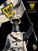 Teutonic Knight - Noble Banner Holder - ACI 1/6 Figure