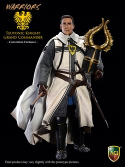 Teutonic Knight Grand Commander - Convention Exclusive - ACI 1/6 Figure