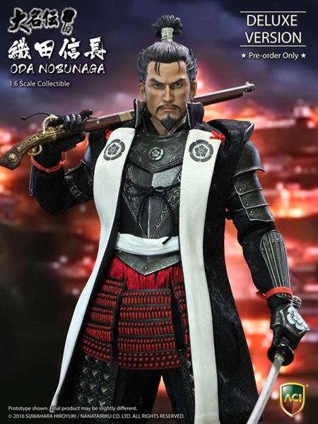 Oda Nobunaga Deluxe Version Aci 1 6 Figure