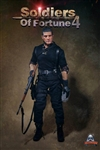 Soldier of Fortune 4 - Art Figure 1/6 Scale Figure