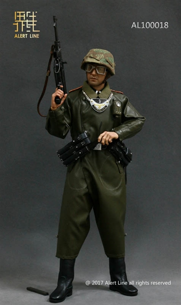 Alert Line German officers MP40 1//6th scale toy accessory
