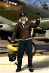 Royal Air Force - Fighter Pilot - Alert Line 1/6 Scale Accessory Set