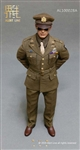 U.S.Army Officer Uniform Suit A - Alert Line 1/6 Scale Accessory Set